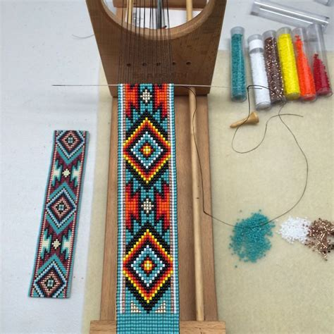 indian bead loom 25 best ideas about bead loom bracelets on