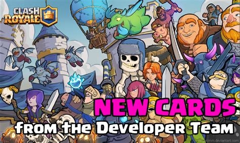 Clash Royale Gift Card - new clash royale cards from developer team clash for dummies