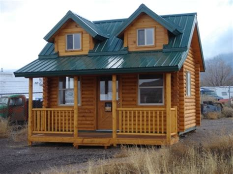 Tumbleweed Cottages by Small Log Cabin Floor Plans Small Log Cabin Homes For Sale