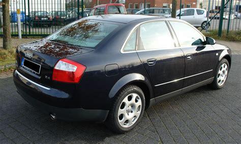 Audi A4 2002 Technische Daten by Autogas Einbau Umr 252 Stung In Bremen Audi A4 2 4 Baujahr
