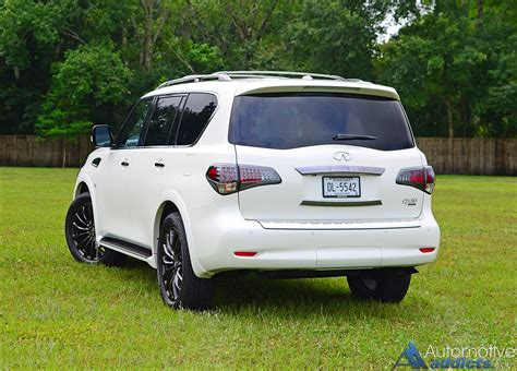 in our garage 2016 infiniti qx80 awd limited