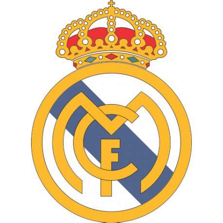 fotos real madrid escudo vinilo escudo real madrid viniloslowcost es