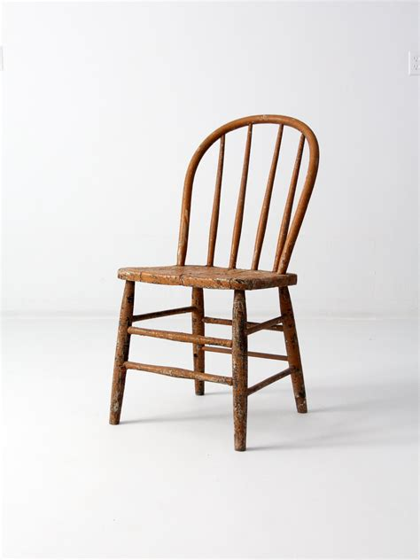 spindle back armchair wooden kitchen chairs with spindles wooden side chair with spindle back at 1stdibs