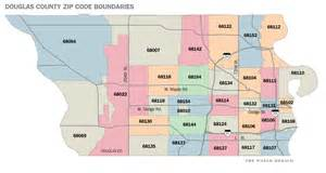 Omaha Zip Code Map by Dataomaha Com Interactive Databases And Information From