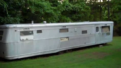 Trailer Homes Interior 1955 Spartan Imperial Mansion I Need A Few Parts For It