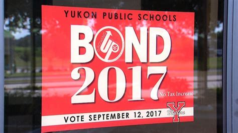 yukon schools  voters  approve bonds newsoncom