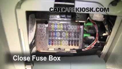 ford focus interior fuse check  ford focus