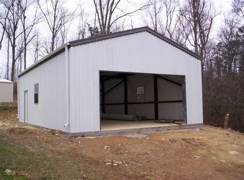 Garage Kits Maine Metal Buildings In Dothan Alabama Garage Kits For Sale In