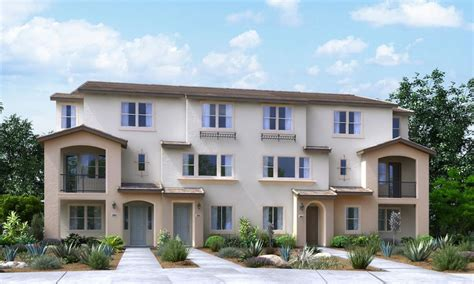Lennar Homes San Jose by Luxury Lennar Townhomes Opening In San Jose Lennar Prlog