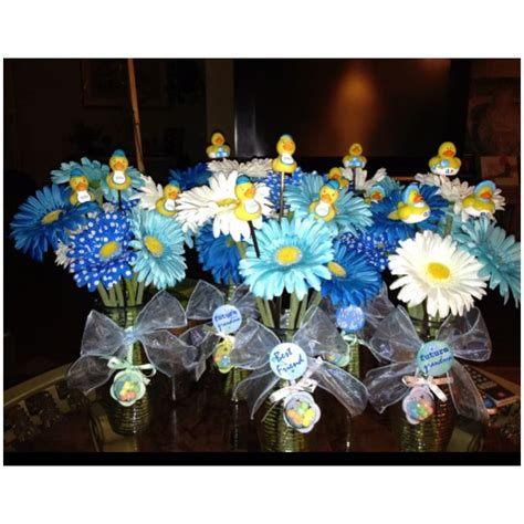 Baby Shower Centerpiece For Boy by The World S Catalog Of Ideas