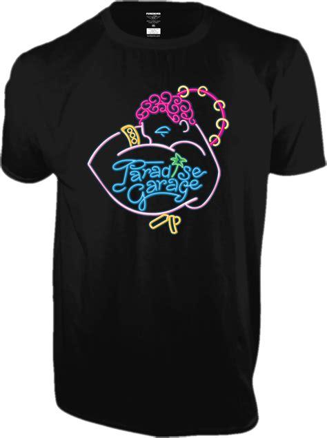 T Shirt S A S paradise garage t shirt