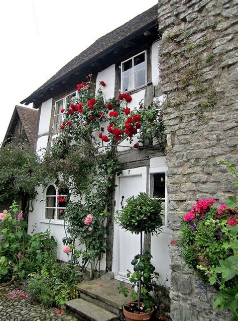 garden cottage much wenlock 84 best covered cottages images on