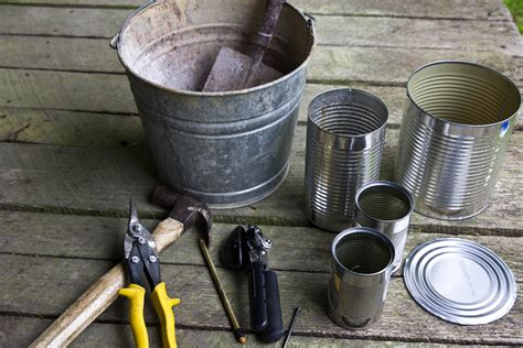 Rocket stove 1 log cabin cooking