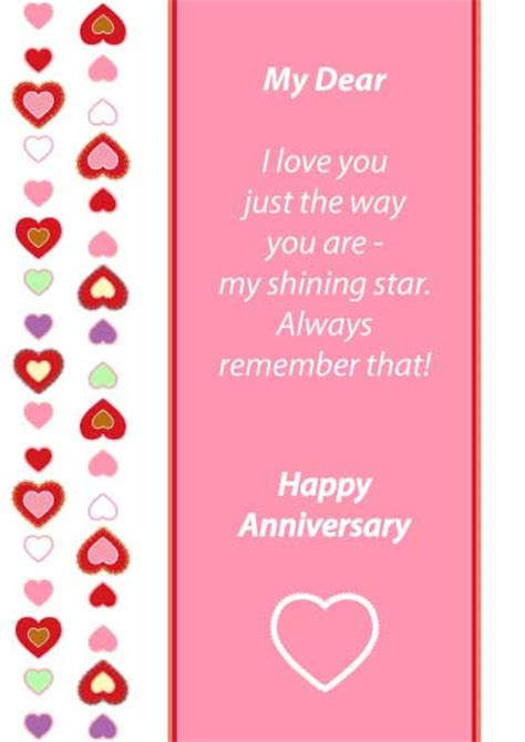 printable anniversary cards for wife anniversary cards for wife to print myideasbedroom com