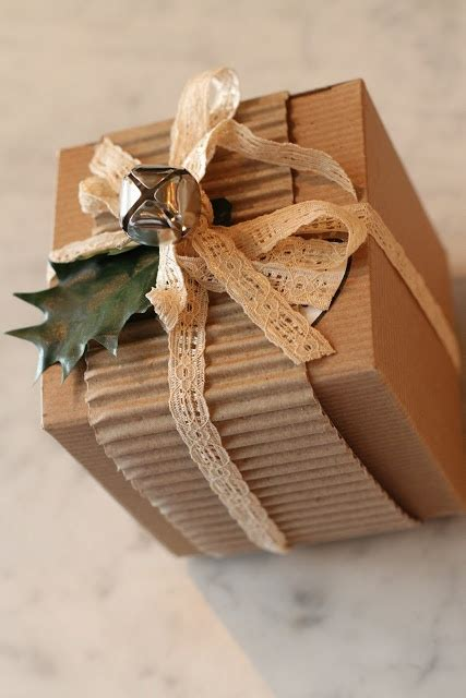 Gift Paper Craft - craft wrap gift box