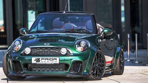 R Mini Cooper by Mini Cooper S R56 Tuning Widebody Aerodynamik Kit M D