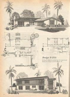 1970s house plans 1000 images about vintage house plans 1970s on pinterest vintage house plans