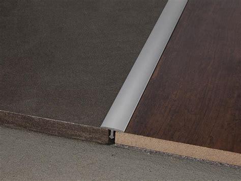 profilo pavimento profilo per pavimento a pari livello a quot t quot da 14 mm
