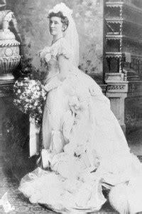 Brautkleider Um 1900 by Geschichte Der Brautkleider Und Der Brautmode