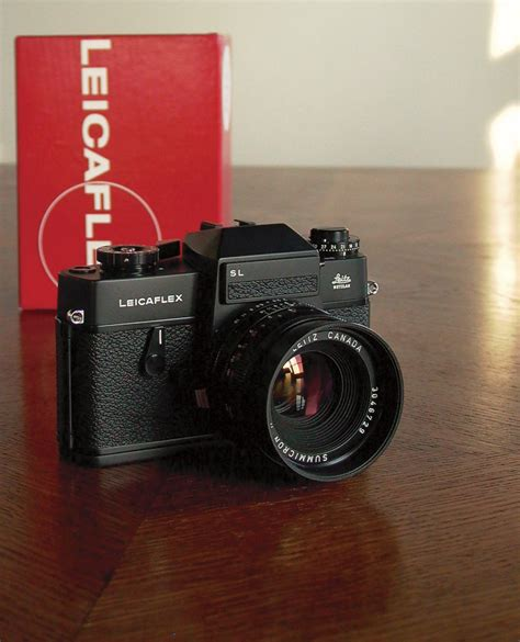 Leica Sl Sl Black Like New In Box Second leica overgaard dk thorsten overgaard s leica leica leitz leicaflex sl