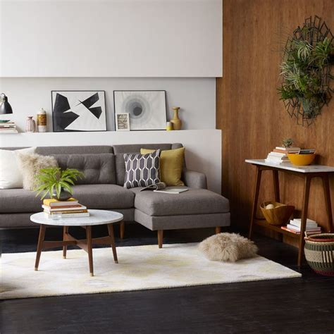 mid century living room furniture 25 best ideas about mid century living room on pinterest