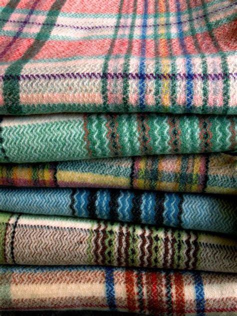 plaid wool blankets tantalizing tartan