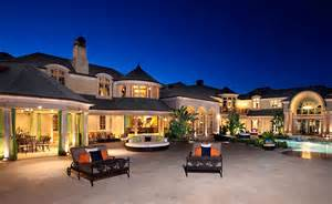 Luxury Floor Plans For New Homes extraordinary french normandy estate in hidden hills