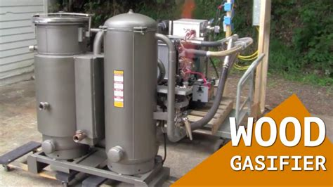 wood gasifier plans  wood gas   youtube