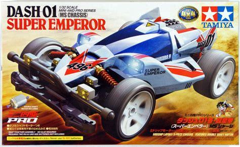 Tamiya Kit Dash 3 tamiya 18632 1 32 mini 4wd pro kit ms chassis jr dash 01