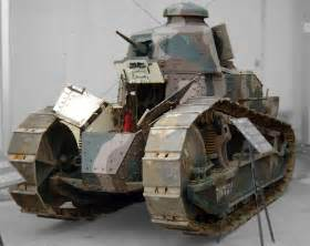 Renault Ft 17 Tank Ww1 Tanks Armchair General And Historynet Gt Gt The Best