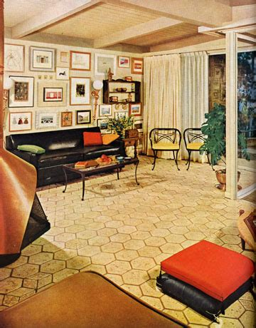 1960s living room decorating the mad men way hirshfield s color club