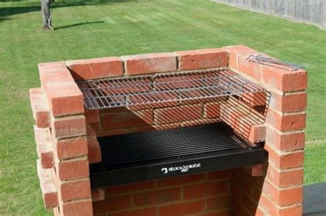 grille barbecue 592 build your own brick bbq grill diy bbq grill