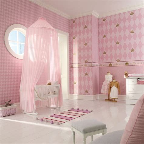 Stickers For Baby Room Walls am 233 nagement d une chambre b 233 b 233 de princesse classe et