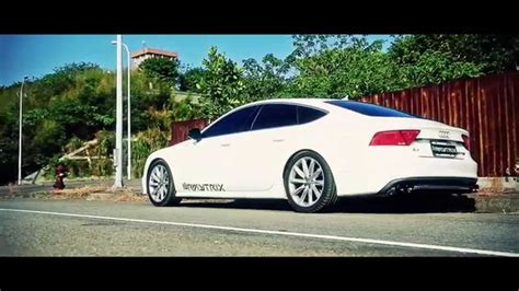 Audi A7 Performance Upgrades by Official Of Audi A7 Sportback Featuring Armytrix