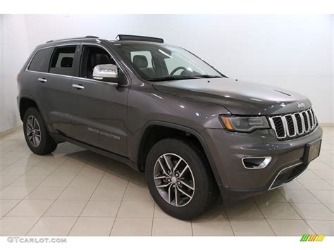 granite metallic jeep grand 2017 granite metallic jeep grand limited