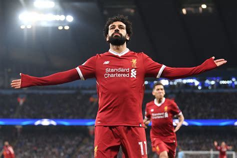 Mohamed Salah named PFA Player of the Year 2017/18 ahead ...