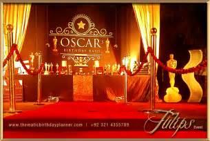oscar party theme