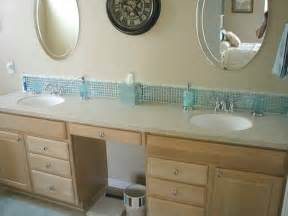 bathroom sink backsplash ideas backsplash ideas for bathroom sinks laptoptablets us