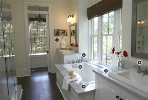 beautiful bathroom colors beautiful bathroom with dark wood espresso floors spa tub