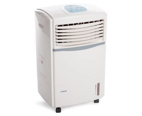 Portable Water 10l Tempat Air scoopon shopping lenoxx 10l portable evaporative cooler white