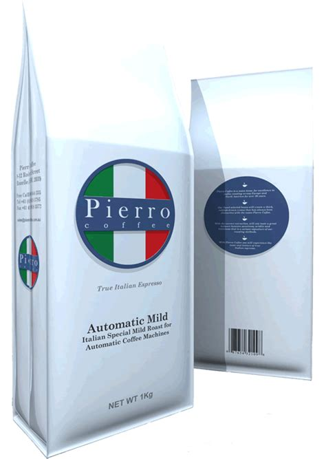 Maharaja Espresso Europa Blend 1kg Econo Pack looking for a wholesale coffee beans supplier pierro