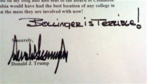 donald trump signature tbt we ve been fighting trump for longer than you think