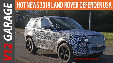 2019 Land Rover Defender Ute by Wow 2019 Land Rover Defender Usa Ute