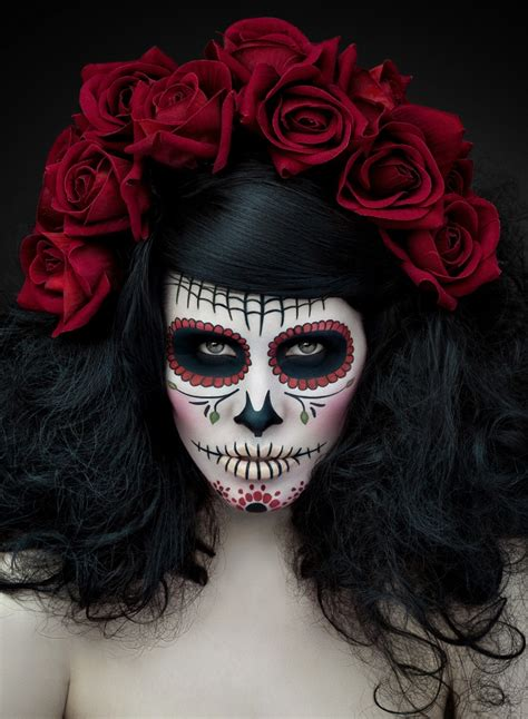 halloween hairstyles day of the dead 1000 images about sugar skull make up on pinterest dia