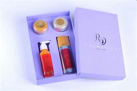Wajah Rd Cv Arni paket toner rd cv arni bpom produk kecantikan