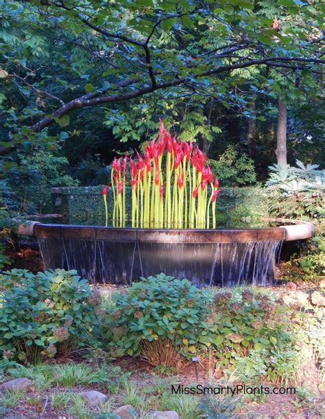 The Atlanta Botanical Garden Chihuly At Atlanta Botanical Garden Miss Smarty Plants