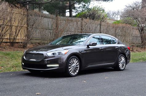 Kia K900 Review by 2015 Kia K900 Review And Test Drive Frequent Business