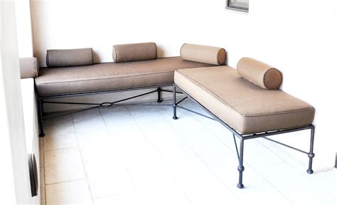 10003 1004 Low Back Sofa Series Modern Twist To Classic Modern Low Back Sofas