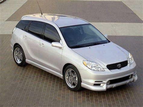 2004 Toyota Matrix Mpg New 2004 Toyota Matrix Xrs Fwd Hatchback 1 8l I 4 173