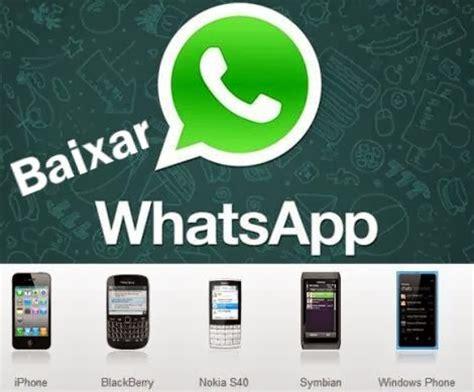 tutorial baixar whatsapp android baixar whatsapp como baixar whatsapp para android ou ios